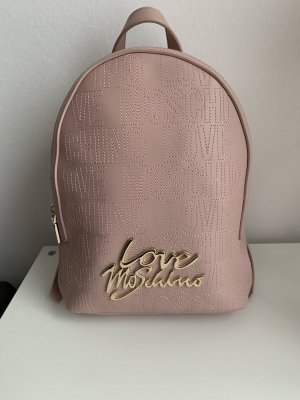 Love Moschino Daypack rose-gold-coloured-gold-colored