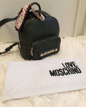 Love Moschino Sac à dos à roulettes multicolore