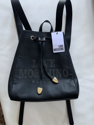 Love Moschino Carry Bag black-red