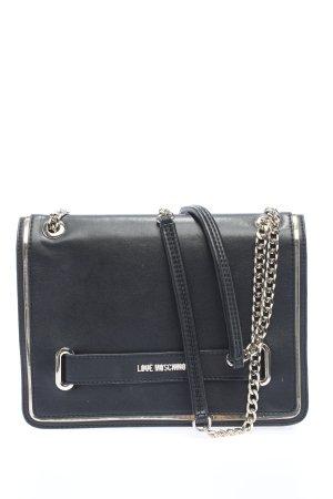 Love Moschino Shoulder Bag black elegant