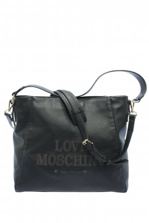 """Love Moschino Schultertasche """"Logo Engraved Shoulder Bag"""" schwarz"""