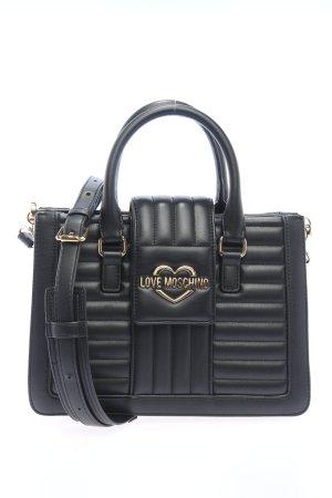 "Love Moschino Shoulder Bag ""Borsa Quilted Nappa"" black"