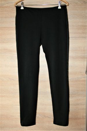 Love Moschino Peg Top Trousers black