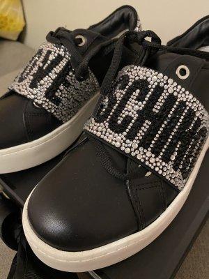 Love Moschino Sneaker Love Moschino Schuhe mit Steinen