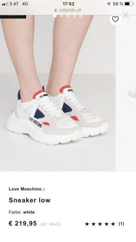 Love Moschino Sneakers low
