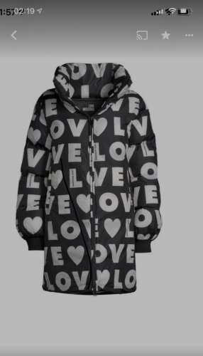 Love Moschino Steppmantel Neu