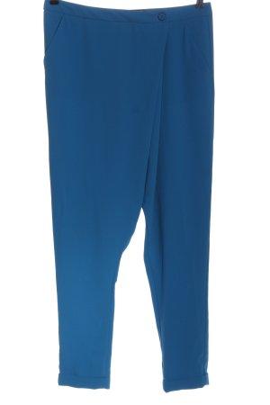 Love Moschino Stoffhose blau Business-Look