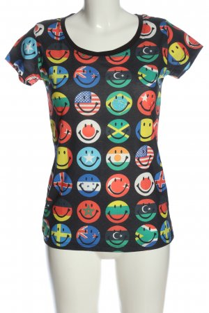 Love Moschino T-Shirt allover print casual look