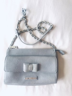 Love Moschino Shoulder Bag grey brown