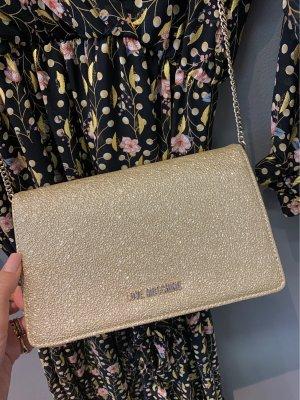 Love Moschino Tasche neu Gold