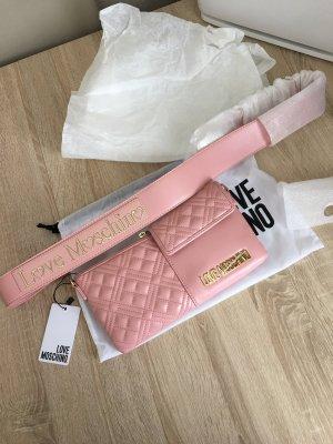 Love Moschino Tasche rosa / Love Moschino Bauchtasche