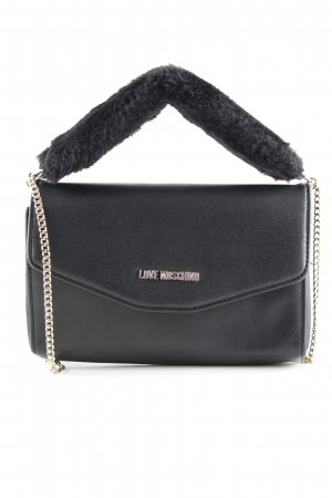 Love Moschino Gekruiste tas zwart casual uitstraling