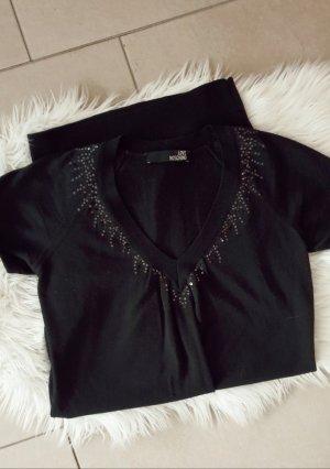 Love Moschino Vestito di lana nero