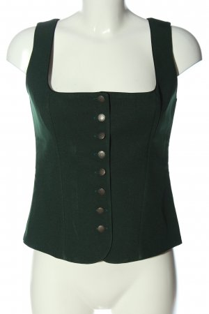 Love Nature Traditional Vest green classic style