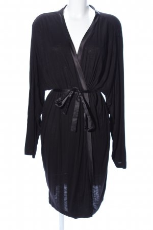 Love to lounge Cardigan schwarz Casual-Look