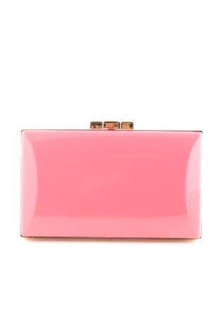 love weaves Clutch pink Elegant
