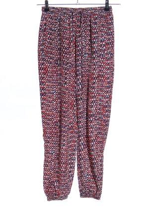 love21 Pantalone alla turca motivo astratto stile casual