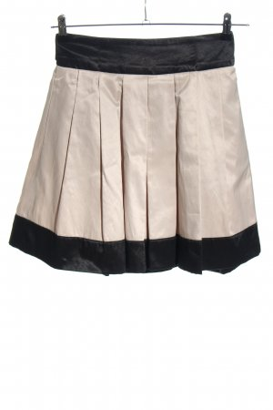 love21 Circle Skirt natural white-black elegant
