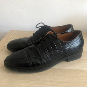 Lovely leather Oxfords &otherstories