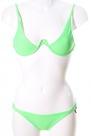Lovers + friends Bikini grün Casual-Look
