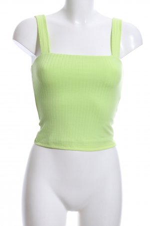 Lovers + friends Cropped Top grün Casual-Look
