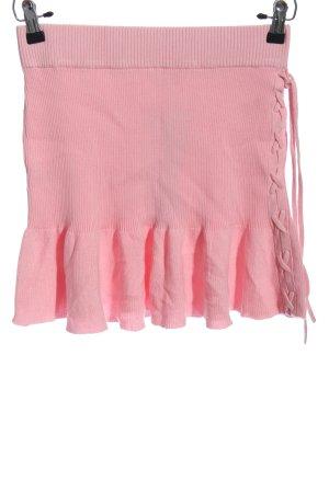 Lovers + friends Minirock pink Casual-Look