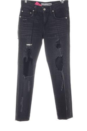 Lovers + friends Skinny Jeans schwarz Casual-Look