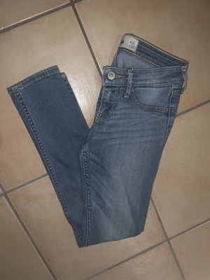 Low-Waist Jeans Hollister