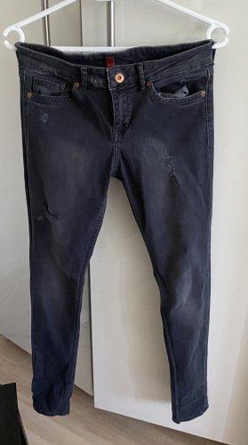 Low Waist Jeans von H&M red Label