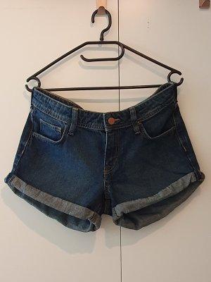 Low waist Jeansshorts von H&M Größe 40