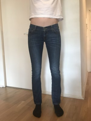 Levi Strauss & Co Low Rise Jeans blue-steel blue