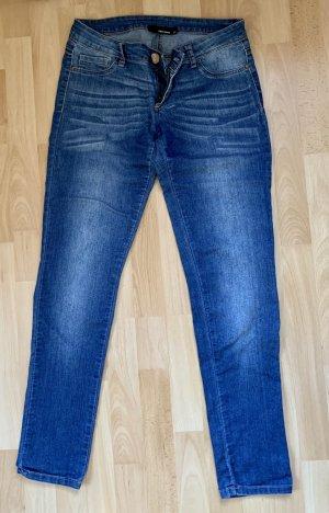 Low Waist Skinny Jeans Gr. 40