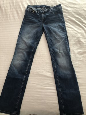Low waist straight Jeans