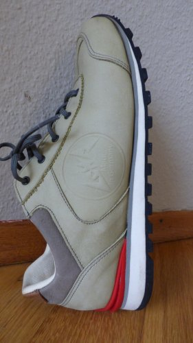 Lowa - Sneaker / Wanderschuh im Retro-Stil, Leder