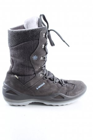 Lowa Snow Boots multicolored casual look