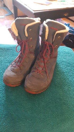 Lowa Snow Boots multicolored