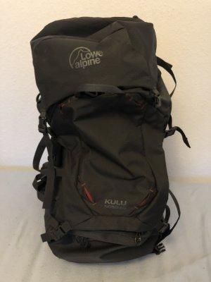 lowe alpine Plecak trekkingowy antracyt Nylon
