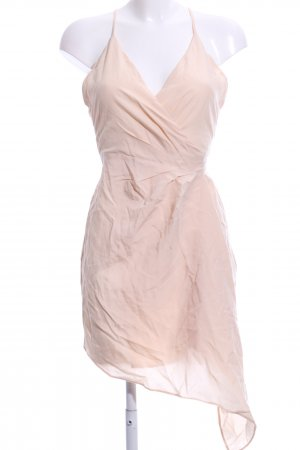 LPA Wickelkleid nude Casual-Look