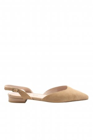 Lpb Slingback Ballerinas natural white casual look