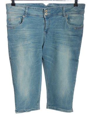 LTB 3/4 Jeans blau Casual-Look