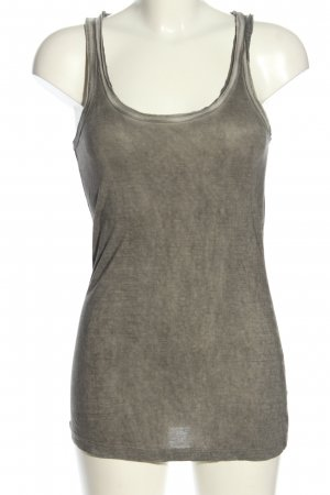 LTB A Line Top light grey casual look
