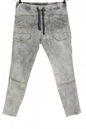 LTB Baggy Jeans light grey casual look