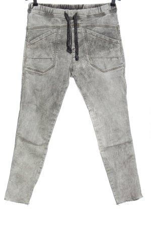 LTB Jeans baggy gris clair style décontracté