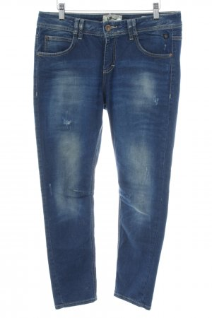 LTB Baggy jeans blauw casual uitstraling