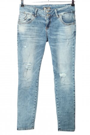 LTB Blue Addicted Low Rise Jeans blue casual look