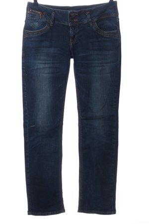LTB Blue Addicted Straight-Leg Jeans
