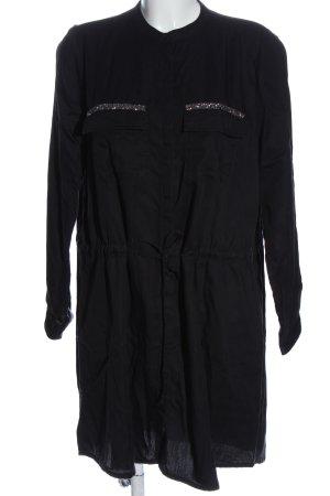 LTB Blusenkleid schwarz Casual-Look
