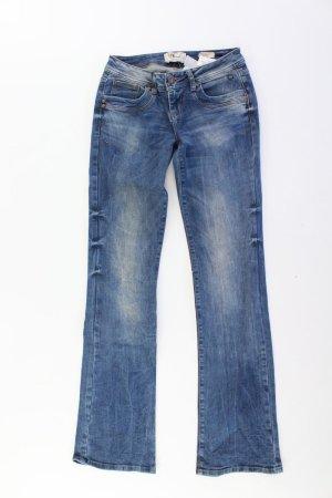 LTB Boot Cut Jeans blue-neon blue-dark blue-azure cotton