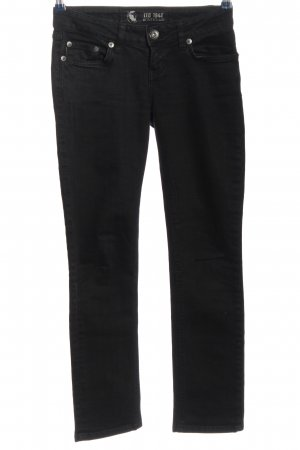 LTB by Littlebig Straight Leg Jeans black casual look