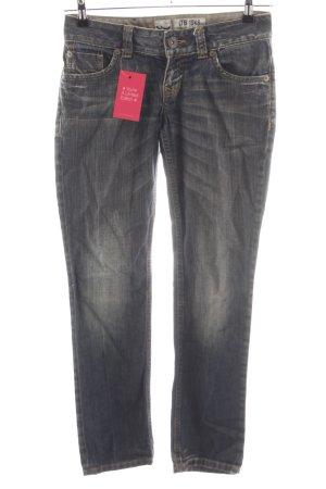 LTB by Littlebig Straight-Leg Jeans hellgrau Casual-Look
